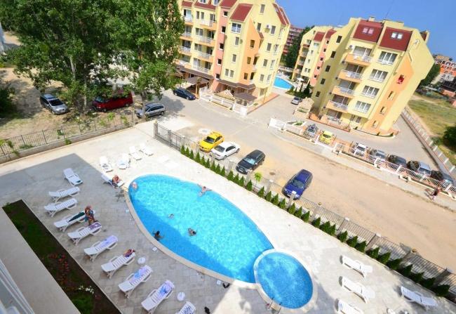 Neu eingerichtete Wohnung mit zwei Schlafzimmern in Bansko