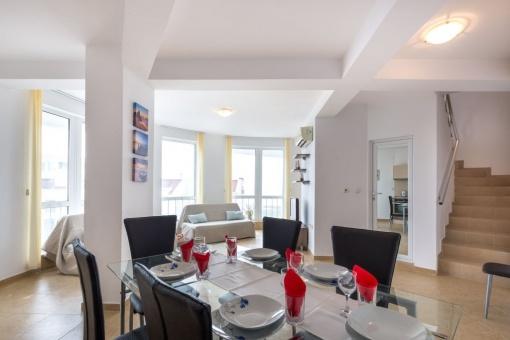 3-Zimmer Penthouse in Bulgarien